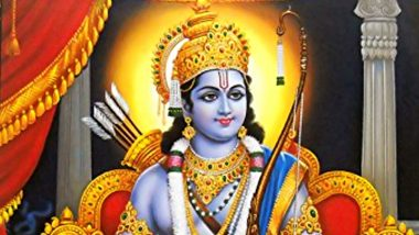 Happy Dussehra 2020! Did You Know Rama Is the 394th Name of Lord Vishnu? Know 10 Facts About Lord Rama On Vijayadashami