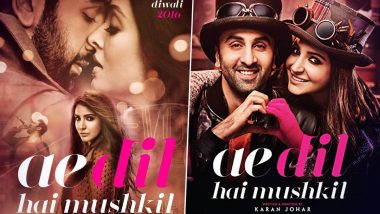 Ae Dil Hai Mushkil Clocks 4 Years: Anushka Sharma, Karan Johar Reminisce Their Musical Movie