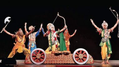 Ramlila Day 3 Live Streaming on DD National: Watch Live Telecast of Ramleela 2020 From Ayodhya at 7 PM on Doordarshan Channel