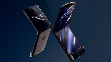 Motorola Razr 5G Foldable Smartphone to Be Launched in India on October 5, 2020