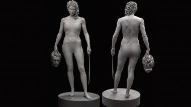 Statue of Medusa With the Head of Perseus Will Be Displayed Outside NYC Criminal Court to Shame Sexual Abusers, Here's Why the Greek Myth Stands So Significant in the #MeToo Era (View Pic)