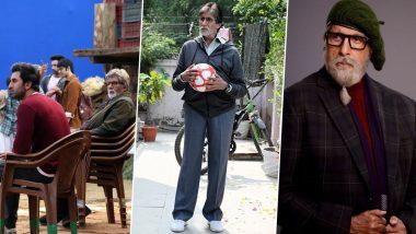 Amitabh Bachchan Birthday Special: From Alia Bhatt-Ranbir Kapoor's Brahmastra to Prabhas-Deepika Padukone's Untitled Film, Every Upcoming Movie of Bollywood's Megastar