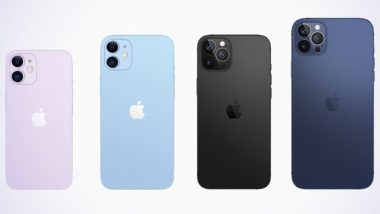 Apple iPhone 12 Mini, iPhone 12, iPhone 12 Pro & iPhone 12 Pro Max Launched; Check Prices Here