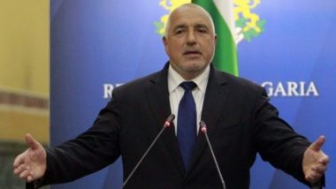 Boiko Borisov, Bulgarian Prime Minister, Tests Positive for COVID-19