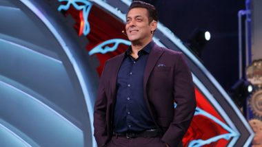 #BollywoodStrikesBack: Salman Khan Gives It Back to 'Loud' News Channels Slandering Bollywood on Bigg Boss 14 Episode in True 'Bhai' Style (Watch Video)