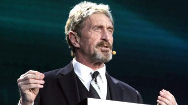 John McAfee, Antivirus Software Company Founder, Arrested in Spain For Tax Evasion in US