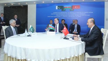 Azerbaijan-Turkey-Pakistan: A New Axis of Evil Against Armenia & India