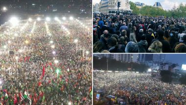 Paris, Bangkok, Karachi See Sea Of Protesters as Thousands Defy COVID-19 Fears to Hit The Streets (View Pics)