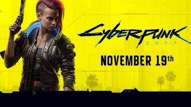 Cyberpunk 2077 Video Game to Arrive on Google Stadia on November 19, 2020