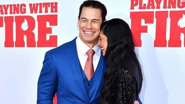 John Cena Marries Longtime Girlfriend Shay Shariatzadeh in Private Ceremony