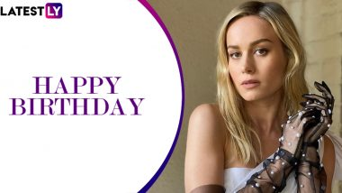 Brie Larson Birthday: 10 Glamorous Pics Of The Powerful Captain Marvel Star You Would Not Want To Miss!