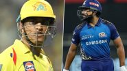 CSK vs MI Preview: Likely Playing XIs, Key Battles, Head to Head and Other Things You Need To Know About VIVO IPL 2021 Match 30