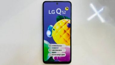 Upcoming LG Q52 Smartphone Images & Specifications Tipped Before Launch