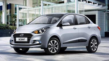 Hyundai Xcent Sub-compact Sedan Removed From Official India Website