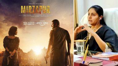 Mirzapur MP Anupriya Patel Demands A Ban On Amazon Prime Show Mirzapur 2