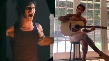 OnlyFans Star Tyler Posey Says He's 'Hooked Up' with Other Guys 'Been F**ked with a Strap On' on the XXX Platform