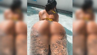 XXX Porn Star Renee Gracie Basking in the Sun Butt-Naked in Her Latest Instagram Post Teases Her Fans to Check out Her OnlyFans Account! Check Out Super HOT Pic