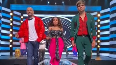 Indian Idol 12: Vishal Dadlani, Neha Kakkar, Himesh Reshammiya Are Back As Judges of Singing Reality Show (Watch Video)