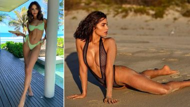 Olivia Culpo HOT Bikini Looks: From Low-Cut Monokinis to Tube-Style Swimwear, 5 Times Former Miss Universe Looked XXX-Tra Sizzling