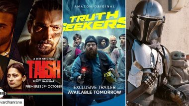 OTT Releases Of The Week: Harshvardhan Rane's Taish on ZEE5, Mandalorian Season 2 on Disney+ Hotstar, Simon Pegg's Truth Seekers on Amazon Prime and More