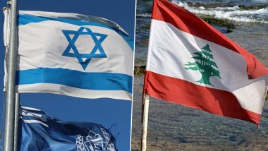 Israel, Lebanon Begin UN-Mediated Talks at Naqura To Resolve Maritime Border Dispute