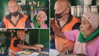 Heart-Breaking Video of 80-Year-Old Delhi Couple Unable to Make Ends Meet amid the Pandemic Goes Viral! Here's Why They Need Our Help NOW More than Ever