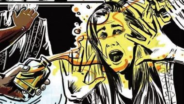 Bihar Shocker: Man Loses Wife in Gambling Bet, Pours Acid on Her After She Refuses to Continue Sexual Relations With Husband's Gambler Friends