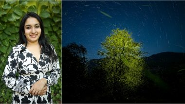 Aishwarya Sridhar Becomes First Indian Woman to Win Wildlife Photographer of the Year Award, See Winning 'Lights of Passion' Photo