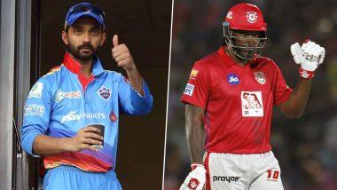 IPL 2020 Mid-Season Transfer Window: From Chris Gayle to Ajinkya Rahane, 5 Big Names Who Could Switch Franchises to Make Mark in the Season