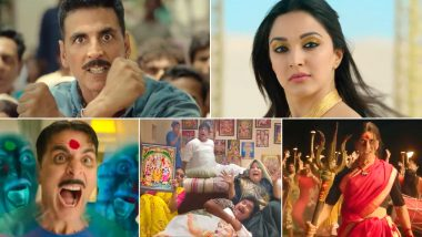 Laxmmi Bomb Trailer: Akshay Kumar's Horror-Comedy Promises a Big 'Dhamaka' This Diwali (Watch Video)