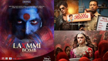 Akshay Kumar's Laxmii Bomb Is Now Laxmii! 5 Other Bollywood Movies That Changed Titles Before Their Release Thanks to Controversies