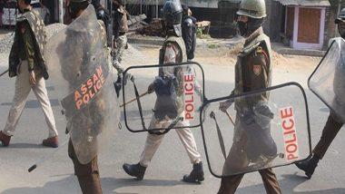 Assam-Mizoram Border Clash: MHA Convenes Meeting of Chief Ministers Tomorrow to Resolve Issue