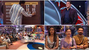 Bigg Boss 14 Weekend Ka Vaar October 11: Salman Khan Calls Contestants 'Substandard', Asks 10 Freshers To Pack Their Bags - 5 Highlights From BB14 Episode