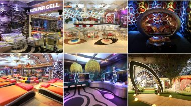 Bigg Boss 14: Check Out Pictures Of the Futuristic BB14 House That Are Guaranteed To Transport You Into Another Timezone Completely