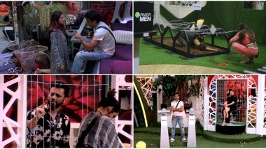 Bigg Boss 14 October 30 2020 Highlights