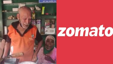 Baba Ka Dhaba of Elderly Couple in South Delhi's Malviya Nagar Now Listed on Zomato After Video Goes Viral! Food-Delivery App Thanks 'Good People of the Internet'