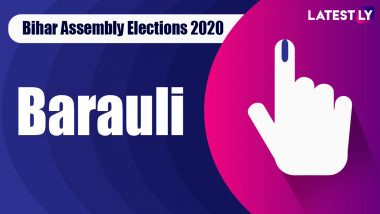 Barauli Vidhan Sabha Seat in Bihar Assembly Elections 2020: Candidates, MLA, Schedule And Result