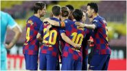 How to Watch Dynamo Kyiv vs Barcelona, UEFA Champions League 2020–21 Live Streaming Online in India? Get Free Live Telecast of Group G Game & Football Score Updates on TV