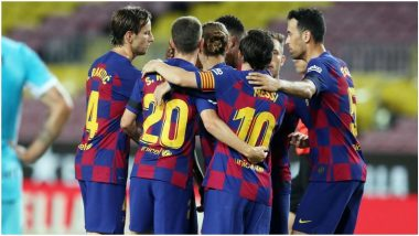 Getafe vs Barcelona, La Liga 2020-21 Free Live Streaming Online & Match Time in IST: How to Get Live Telecast on TV & Football Score Updates in India?