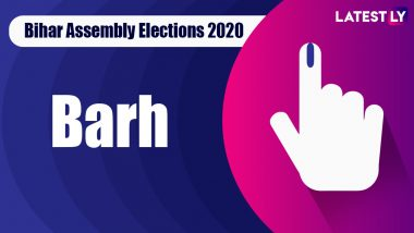 Barh Vidhan Sabha Seat in Bihar Assembly Elections 2020: Candidates, MLA, Schedule And Result Date