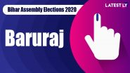 Baruraj Vidhan Sabha Seat in Bihar Assembly Elections 2020: Candidates, MLA, Schedule And Result Date