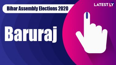 Baruraj Vidhan Sabha Seat in Bihar Assembly Elections 2020: Candidates, MLA, Schedule And Results