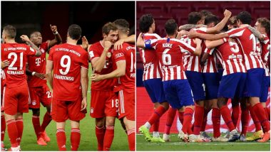 Bayern Munich vs Atletico Madrid, UEFA Champions League Live Streaming Online: Where to Watch CL 2019–20 Group Stage Match Live Telecast on TV & Free Football Score Updates in Indian Time?