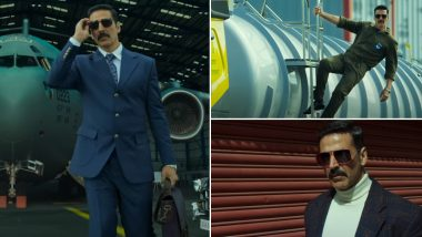 Bell Bottom Teaser: Akshay Kumar's Stylish Aura Is The Only Takeaway From The Film's First Promo (Watch Video)