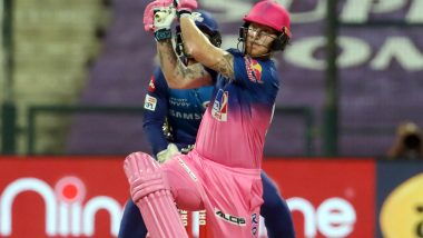 RR vs MI Stat Highlights Dream11 IPL 2020: Ben Stokes' Second IPL Century and Other Stats As Rajasthan Royals Register 8-Wicket Triumph