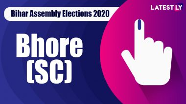 Bhore (SC) Vidhan Sabha Seat in Bihar Assembly Elections 2020: Candidates, MLA, Schedule And Result Date