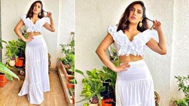 Bhumi Pednekar Shows Us Why There Is Nothing Better Than a White Dress on a Hot Summer Day!