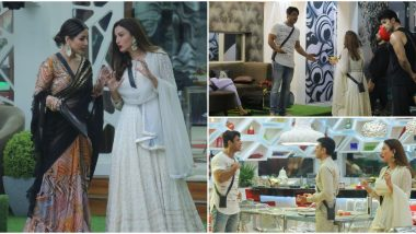 Bigg Boss 14 October 6, 2020 Synopsis: Sidharth Shukla and Gauahar Khan Pitted Against Each Other In Jewel Thief, Tempers Flare Between Both Seniors