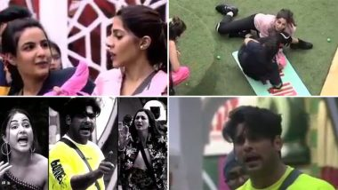 Bigg Boss 14 October 16 Episode: Sidharth Shukla Roars, Jasmin Bhasin Wins Against Nikki Tamboli - 5 Highlights from BB 14