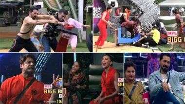 Bigg Boss 14 October 20 Episode: From Hina Khan, Gauahar Khan Slamming Sidharth Shukla to Rubina Dilaik's Break Down Over Salman Khan's 'Derogatory' Comment- 5 Highlights of BB 14